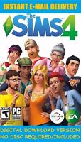 The Sims 4 | Instant Digtal Download Account PC/MAC | Multilanguage