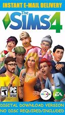 The Sims 4 | Instant Digtal Download Account |PC/MAC