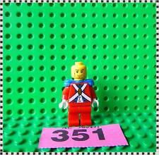 351 LEGO MINIFIG Soldato Imperiale pi087 II, le linee Guancia