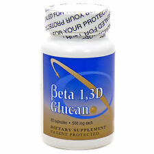 Beta 1 3d Glucan 500mg By Transfer Point - 30 Capsules