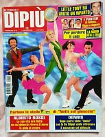 300# MAGAZINE DIPIU 18 2006 LITTLE TONY TOM CRUISE ELKANN PARIETTI ALIDA VALLI