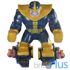 LEGO Marvel Superheroes Thanos w/ Flying Boots sh230 from 76049 Avenjet Space