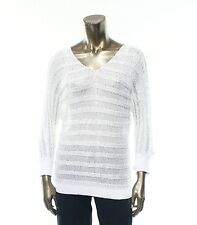 Women's Polyester V-Neck Jumpers and Cardigans