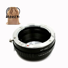 Roxsen Sony Alpha Minolta MA lens to Sony E mount adapter NEX-7 5T A6000 A7 A7R