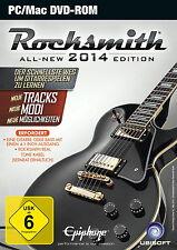 Rocksmith 2014 Edition (inkl. mit Kabel) - PC Game - *NEU*