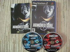 PLAYSTATION 2 PS 2 ARMORED CORE NEXUS