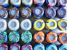 LOT 10 VARIEGATED #5 PERLE/PEARL COTTON THREADS HAND EMBROIDERY. YOU PICK COLORS