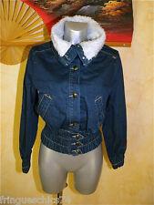 giacca breve in jeans KANABEACH suzanne MISURA 1 NUOVO ETICHETTA valore