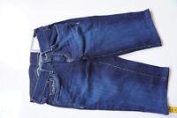 PEPE JEANS Pixie Short Bermuda Capri Hose stretch Sommer W25 dunkelblau Neu =15