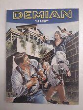 Demian n.15 anno 2007 Le loup / Bonelli fumetto