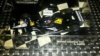 1/43 Alonso Minardi PS01 European 2001 Minichamps DEBUT F1 Car
