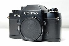 Contax RTS 35mm SLR Film Camera Body Only  SN107034  **Excellent+**