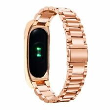 Stainless Steel Band Smartwatches Xiaomi Mi Band 2