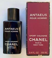 CHANEL ANTAEUS POUR HOMME COLOGNE 100 ML 3.4 fl oz VINTAGE