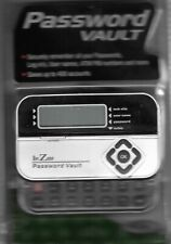 Password Vault by Reczone - Model 580 - Saves up to 400 accounts