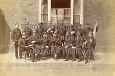 More details for original photo men / officers school of military engineering chatham 1850's ?