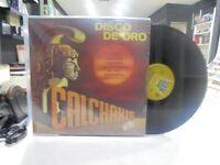 Calchakis LP Spanisch Disco De Oro 1980 Klappcover
