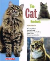 The Cat Handbook (Barron's Pet Handbooks) NEW BOOK [Paperback]