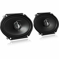 "JVC CS-J6820 6""x8"" 30W RMS J-SERIES 2-WAY 4-OHM CAR AUDIO COAXIAL SPEAKER SYSTEM"