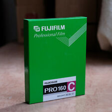 Fujifilm Pro160C 4X5 1pack/10 sheets Color Negative Film Expired  12/2009