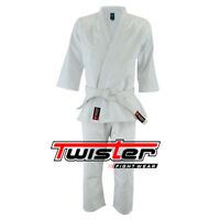 Twister Student Aikido , Judo ,  uniforms / Gi 450gram without belt