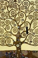 "Gustav Klimt, ""The Tree of Life"",  giclee open edition print"