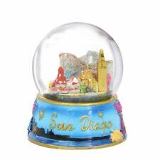 San Diego Snow Globe 3.5 Inches
