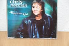 ♫ Chris Norman - Mexican Girl   | M-CD  3 track 1999