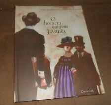 O homem que sabia Javanes Hardcover Book - Cosac & Naity - Exc