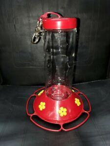 Perky-Pet Glass Hummingbird Feeder