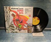 MARVIN GAYE super hits Tamla TS 300 orig 1970 soul VG+