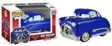 Vaulted Retired Disney PIXAR CARS Movie DOC Hudson FUNKO POP #130 Box NOT Mint