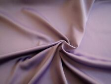 Silky Satin lilac fabric