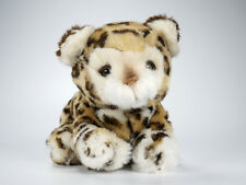 Leopard Cub by Piutre, Hand Made in Italy, Plush Stuffed Animal NWT