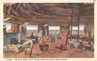 Postcard Kiva Grand Canyon National Park Arizona