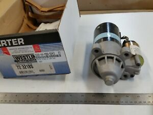 Starter Motor Quality-Built 12187 Reman