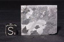 Morasko Meteorite etched part slice 42.3 grams