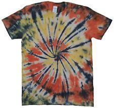 Dark Sunset TIE DYE T-SHIRT Brand New Top Tshirt Festival Hipster tiedye Tye Dye