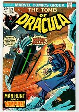 Marvel - TOMB OF DRACULA #20 - VF/NM 1974 Vintage Comic
