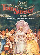 JOHN WILLIAMS tom sawyer SOUNDTRACK reader's digest EX LP UK 1973 GATEFOLDSLEEVE