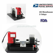 USA Stock 20000rpm Small Motorized Metal Lathe Machine Saw Combined DIY Crafts