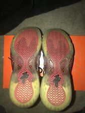 Air Foamposite One Fighter Jet Size 9.5