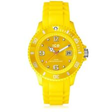 ICE Watch SI.YW.U.S.09 Yellow Silicone Forever Unisex Watch