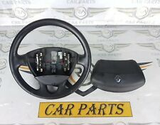 RENAULT ESPACE MK4 1.9 DCI STEERING WHEEL WITH AIRBAG 02-10 8200071201C