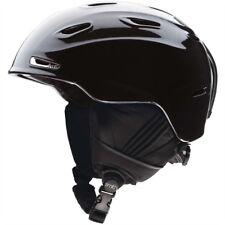NEW Smith Arrival Ski Snowboard Helmet Black Pearl Small