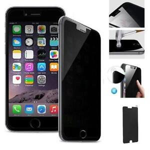 Anti Spy Matte Privacy Tempered Glass Screen Protector For Apple iPhone 6 Plus