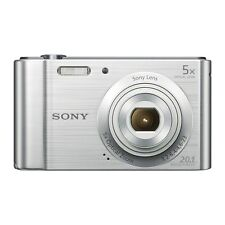 Sony W800 Cámara Compacta en plata