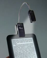 eBook Reader Booklight | Leselampe | Schwarz