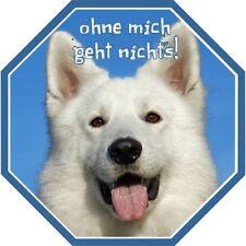 Aufkleber - Schweizer Schäferhund - 1A Qualität