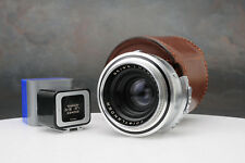 - Voigtlander Skoparon 35mm f3.5 Lens w Kontur Viewfinder for ProminenT